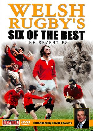 Rent Welsh Rugby's Six of the Best: 1970s Online DVD Rental