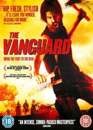 Rent The Vanguard Online DVD Rental