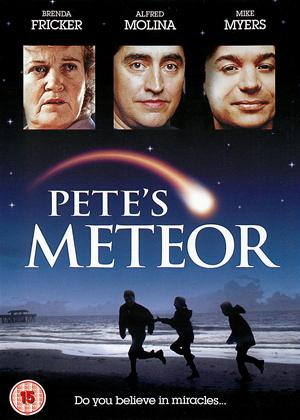 Rent Pete's Meteor Online DVD Rental