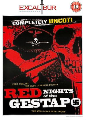 Rent The Red Nights of the Gestapo (aka Le Lunghe Notti Della Gestapo) Online DVD & Blu-ray Rental