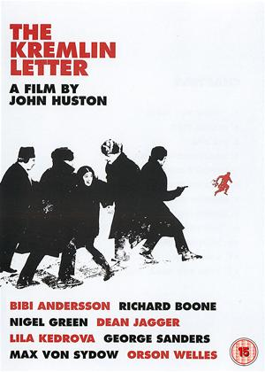Rent The Kremlin Letter Online DVD & Blu-ray Rental