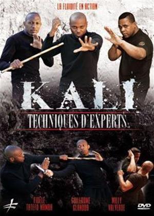 Rent Kali: Master Techniques Online DVD Rental