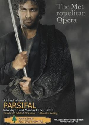 Rent Parsifal: Metropolitan Opera (Gatti) Online DVD Rental