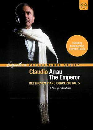 Rent Claudio Arrau: The Emperor Online DVD Rental
