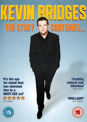 Rent Kevin Bridges: The Story Continues Online DVD Rental