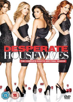 Rent Desperate Housewives: Series 8 Online DVD Rental