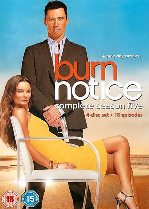 Rent Burn Notice: Series 5 Online DVD Rental