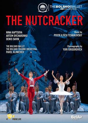 Rent The Nutcracker: The Bolshoi Ballet Online DVD Rental