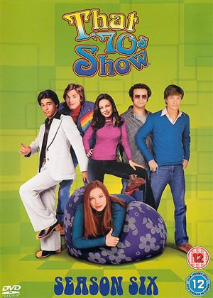Rent That '70s Show: Series 6 Online DVD Rental