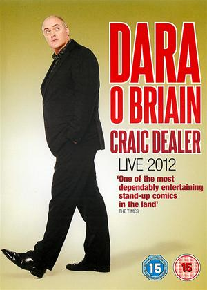 Rent Dara O'Briain: Craic Dealer: Live 2012 Online DVD & Blu-ray Rental