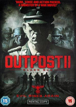 Rent Outpost 2: Black Sun Online DVD Rental