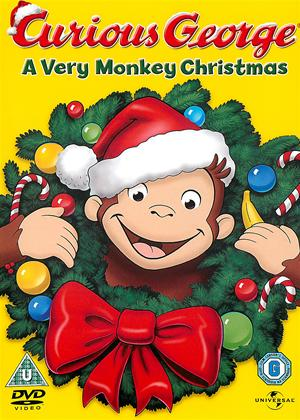 Rent Curious George: A Very Monkey Christmas Online DVD Rental