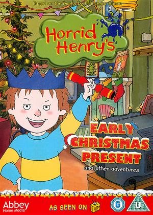 Rent Horrid Henry: Horrid Henry and the Early Christmas Present Online DVD & Blu-ray Rental