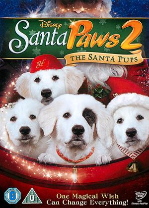 Santa Paws 2: The Santa Pups Online DVD Rental