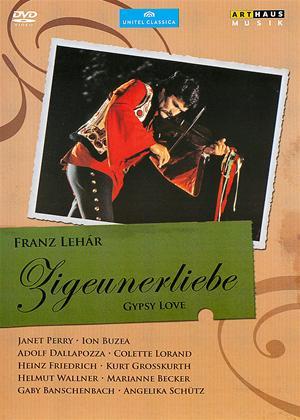 Rent Franz Lehar: Zigeunerliebe (Gypsy Love) (aka Gipsy Love) Online DVD Rental