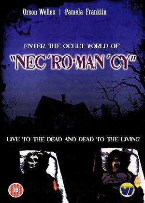 Rent Necromancy Online DVD Rental