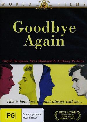 Rent Goodbye Again Online DVD Rental