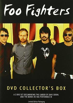 Rent Foo Fighters: Foo Fighters Collectors Box Online DVD Rental
