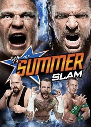 Rent WWE: Summerslam 2012 Online DVD Rental