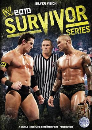 Rent WWE: Survivor Series: 2010 Online DVD Rental