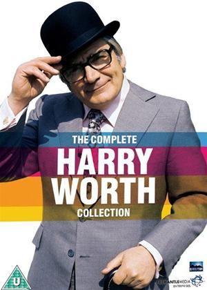 Rent Harry Worth: The Complete Collection Online DVD Rental