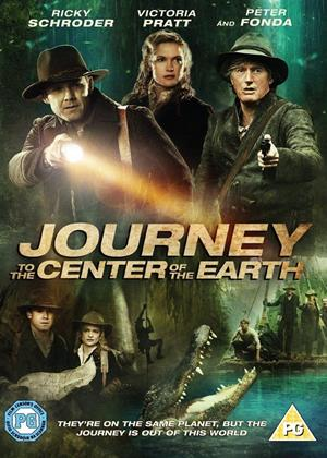 Rent Journey to the Centre of the Earth Online DVD Rental