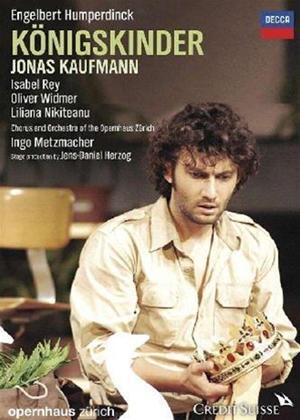 Rent Königskinder: Zurich Opernhaus (Metzmacher) Online DVD Rental