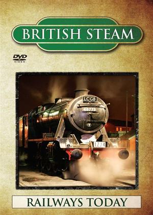 Rent British Steam: Railways Today Online DVD Rental