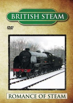 Rent British Steam: Romance of Steam Online DVD Rental