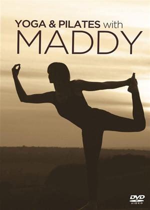 Rent Yoga and Pilates with Maddy Triple Online DVD Rental
