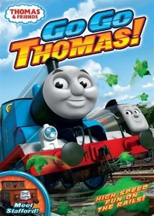 Rent Thomas the Tank Engine and Friends: Go Go Thomas Online DVD Rental