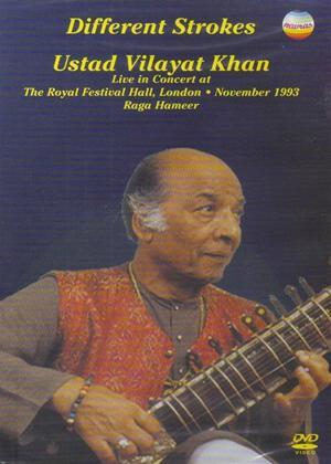 Rent Ustad Vilayat Khan: Different Strokes Online DVD Rental