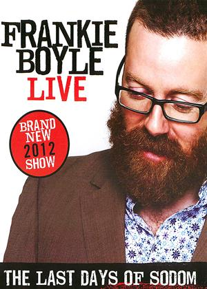 Rent Frankie Boyle Live: The Last Days of Sodom Online DVD & Blu-ray Rental