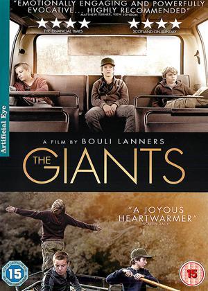 Rent The Giants (aka Les Géants) Online DVD Rental