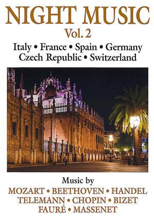 Rent A Musical Journey: Night Music: Vol.2 (aka Italy / France / Spain / Germany / Czech Republic / Switzerland) Online DVD Rental