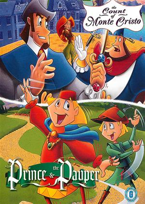 Rent Royal Legends: The Count of Monte Cristo and Prince and The Pauper Online DVD Rental
