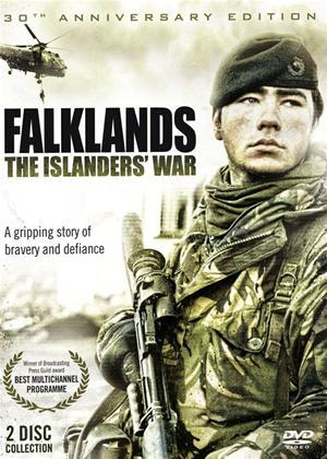 Rent Falklands: The Islanders' War Online DVD Rental