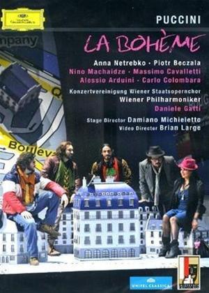 Rent La Bohème: Salzburg Festival (Gatti) Online DVD & Blu-ray Rental