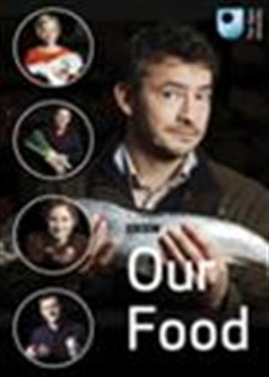 Rent The Open University: Our Food Online DVD Rental