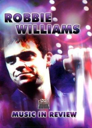 Rent Robbie Williams: Music in Review Online DVD Rental