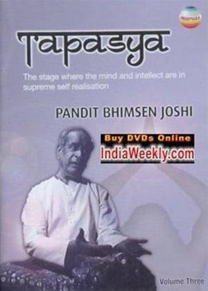 Rent Tapasya: Vol.3: Pandit Bhimsen Joshi Online DVD Rental