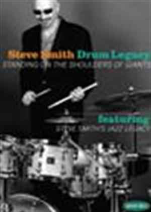 Rent Steve Smith: Drum Legacy: Standing on the Shoulders of Giants Online DVD Rental