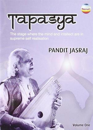 Rent Tapasya: Vol.1: Pandit Jasraj Online DVD Rental