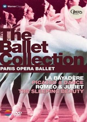 Rent The Ballet Collection: Paris Opera Ballet Online DVD Rental