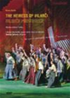 Rent The Heiress of Vilkaci: Latvian National Opera (Jansons) Online DVD Rental