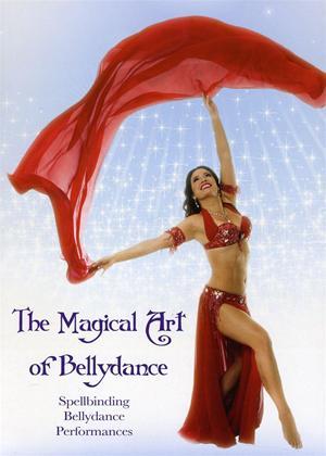 Rent The Magical Art of Bellydance Online DVD Rental