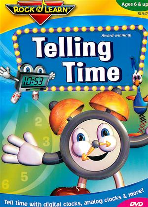 Rent Rock N Learn: Telling Time Online DVD Rental