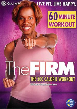 Rent The Firm: The 500 Calorie Workout Online DVD Rental