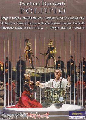Rent Poliuto: Bergamo Music Festival Online DVD Rental