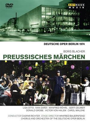 Rent Preussisches Märchen: Deutsche Oper Berlin (Richter) Online DVD Rental